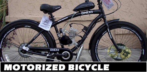 Gas Engine Kit For Bicycle Parts
