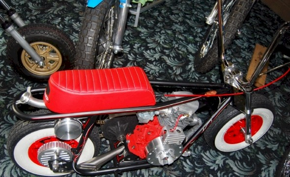 Dave Miller Parts for Minibikes