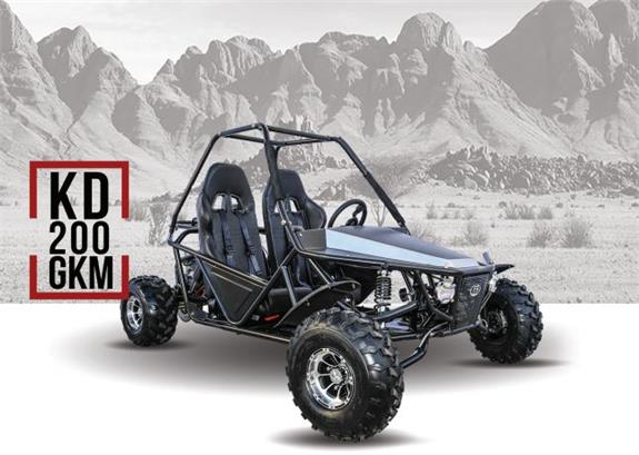 Kandi Viper 200 Buggy Go Kart