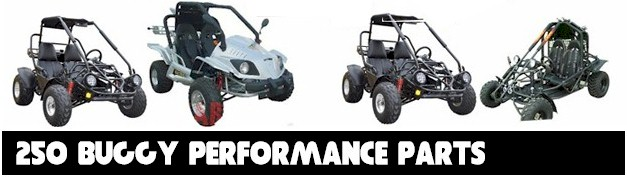 CN250 Buggy Performance Upgrade Parts