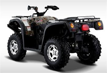 HiSun Forge 500 ATV, 4WD