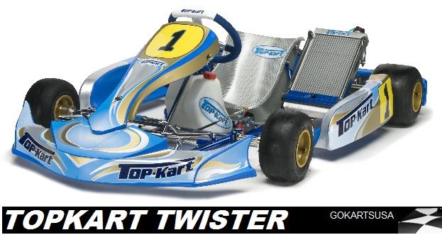 TopKart Adult Twister 100 | TAG | Twister 125 Shifter Kart