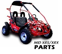 Part for TrailMaster Mid XRX 196 Go Kart