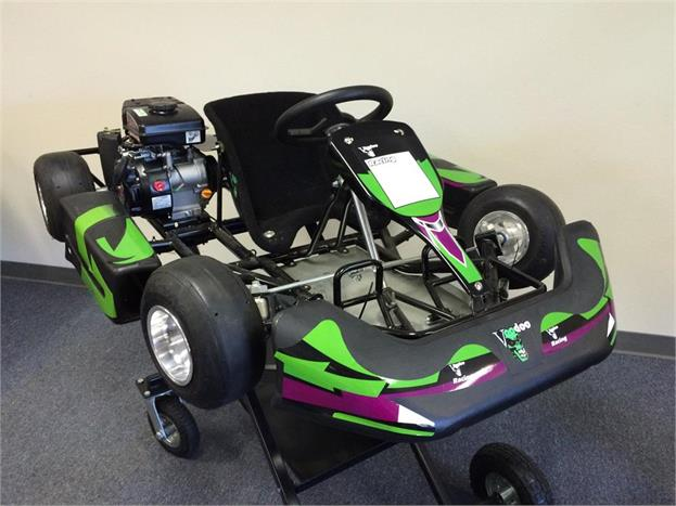 VK1 Is An Awesome Race Kart For KIDS Ages 5 8 Has Features Of Karts Costing Much More Add A 3hp 4 Stroke Engine Hydraulic Disc Brakes 25 Mph