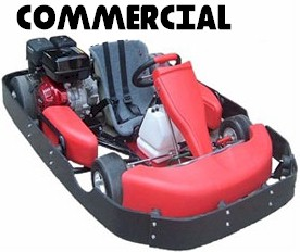 Commercial Go Karts for Rental Track for Sale
