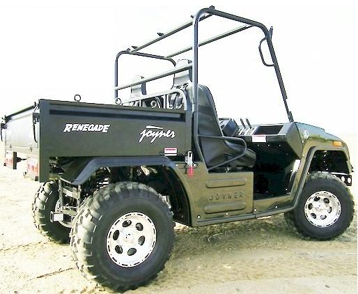 Joyner Sand Viper Dune Buggy Go Kart