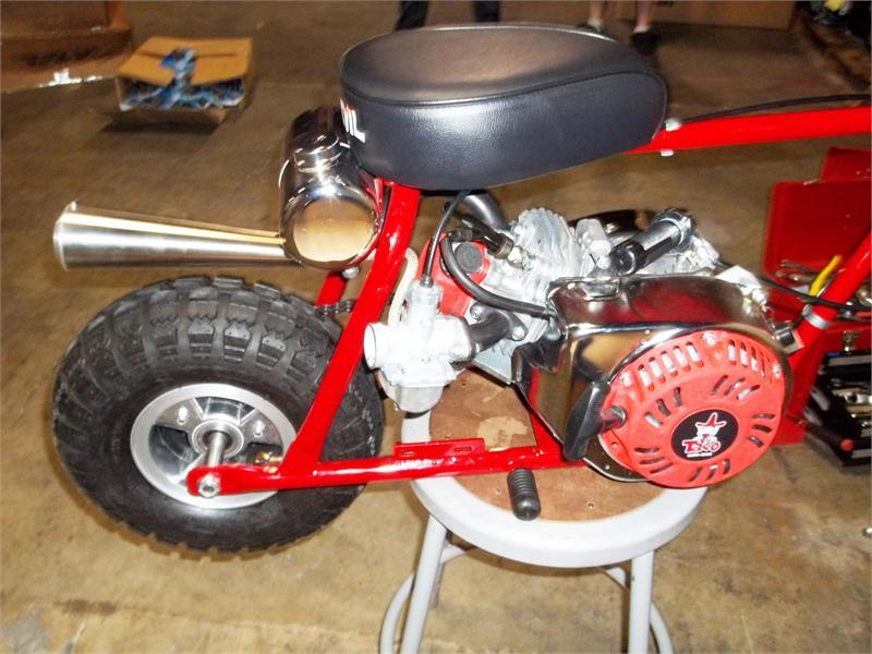 Frijole Minibike Kit