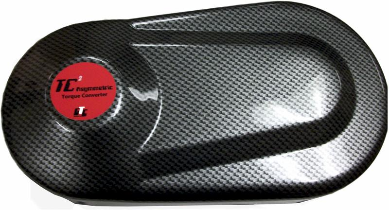 Plastic Shroud TC2 Cover with Decal