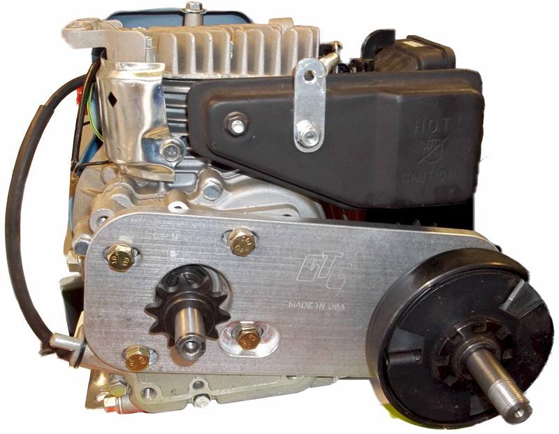 Bicycle Gas Engine Jackshaft Plate Lifan 2 5hp Gx160 Gx200