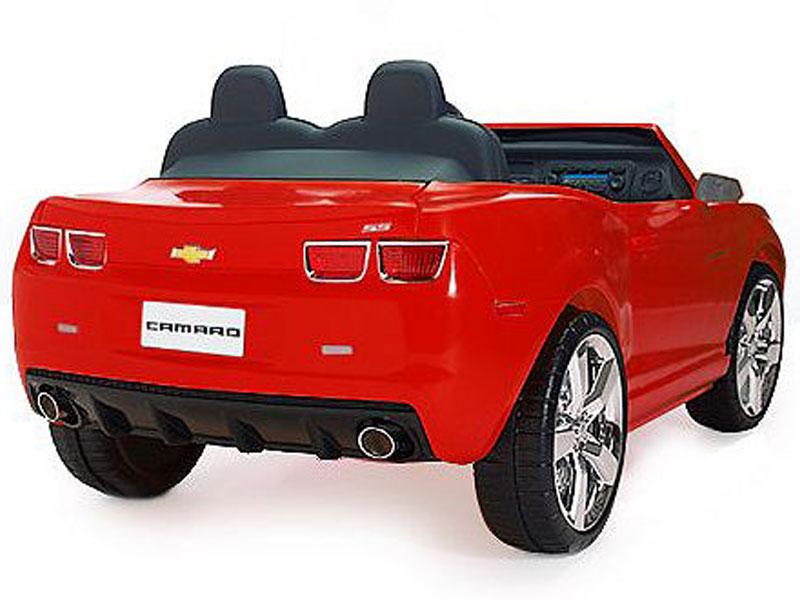 Chevrolet Camaro Gokart 12v With Reverse Best Toys For Kids