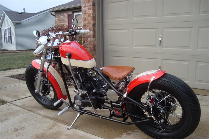 Atv For Sale >> Kikker 5150 Hardknock Bobber