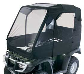 ATV CABIN (BLACK)