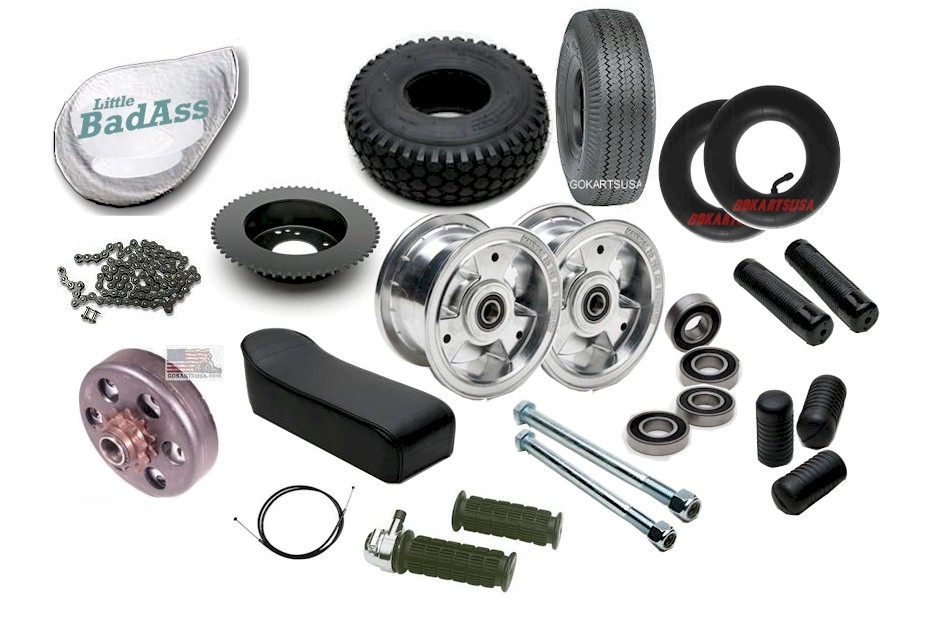 Mini Bike Parts Kit, for Taco 22