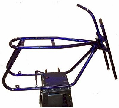 357 Mini Bike Frame Kit