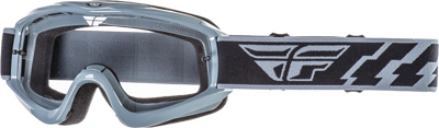 FOCUS GOGGLE BLACK W/CLEAR LENS
