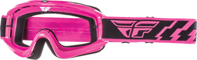 FOCUS GOGGLE PINK W/CLEAR LENS  Preview Product on Storefront
