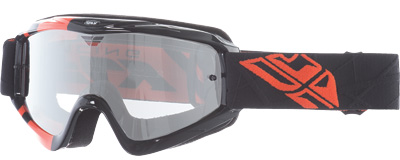 ZONE GOGGLE Blue/Hi-Vis w/ Blue Chrome/Smoke Lens
