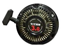 Recoil Starter Assy, for Titan TX100 3hp OHV Powersport Engine