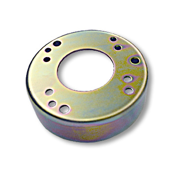 BRAKE DRUM, 4-1/2in, MACHINED OD, NO FLANGE