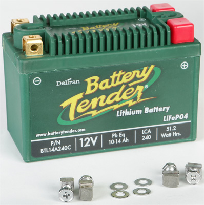 Lithium Battery, 240 CCA
