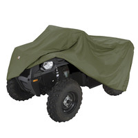 ATV Storage Cover 2X L OLIVE