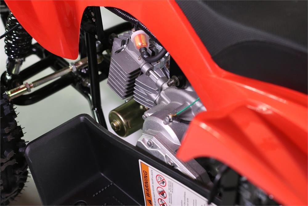 Usaa Extended Warranty >> Kids Mini ATV | 60cc | Gas Engine | Auto | Electric Start ...