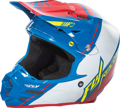 FLY RACING F2 CARBON MIPS HELMET CANARD REPLICA