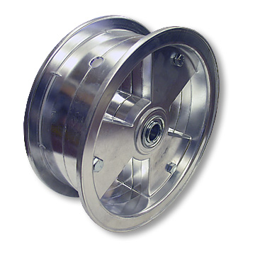 8 in. Front Wheel, with bearings