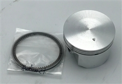 Piston, 90mm Flat Top for Predator 420 OHV & GX390