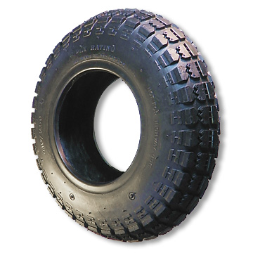 4 in. Tire for Gokart, Minibike, Ultralight