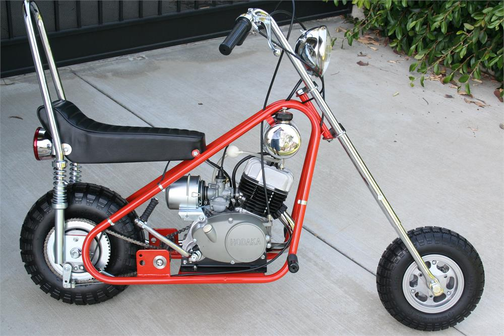 American Flyer Mini Chopper