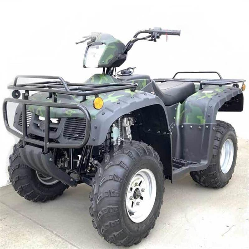 Verado Quest 250cc ATV, Shaft Drive