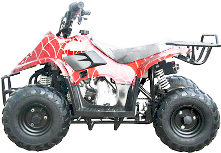 Roketa ATV 20Q 110, Automatic