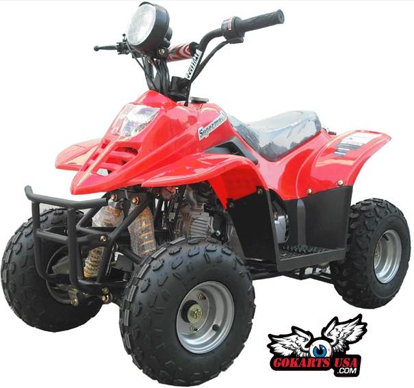 US Titan 110B Spider Mini ATV