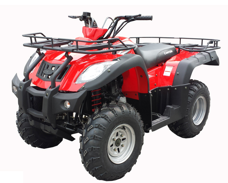 Kandi 250 ATV, (GA009-4) 5-Speed