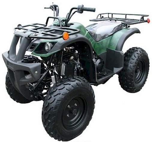 Kodiak 150 ATV, Fully Automatic wReverse