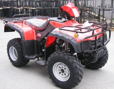 Verado Quest 250cc Atv Shaft Drive