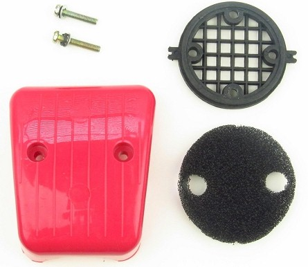 Air Filter Assy, for Bicycle Engine Kit