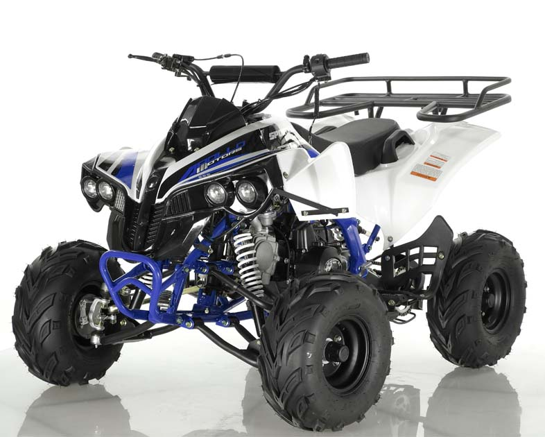 Atv For Sale Cheap >> Raptor 125SLT ATV, Automatic w/ Reverse