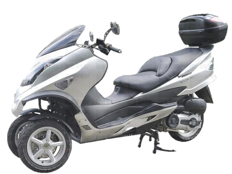 Atlas 300cc Trike, 3-Wheel Scooter