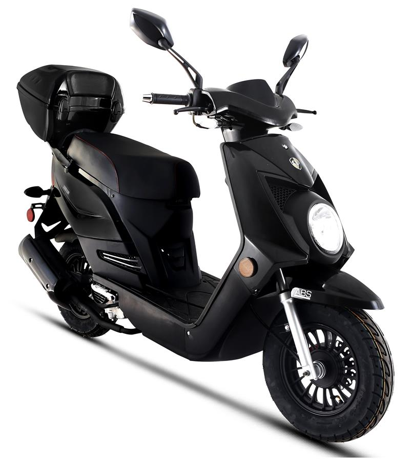 Pacifica 50 Moped Scooter