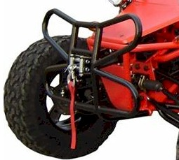 Front Bumper, BMS Sand Sniper Dune Buggy 1000