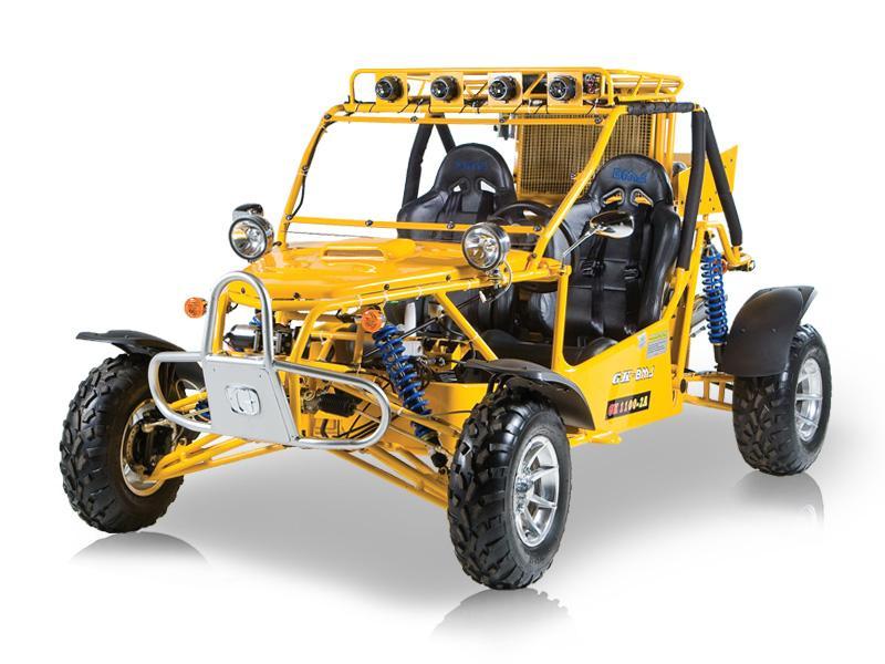 BMS Power Buggy 1100 2-Seater: Powerbuggy Dune Buggies
