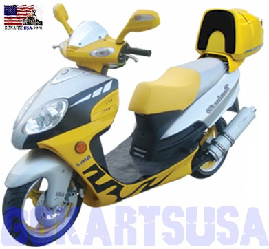BMS BeMine 50 Moped Scooter