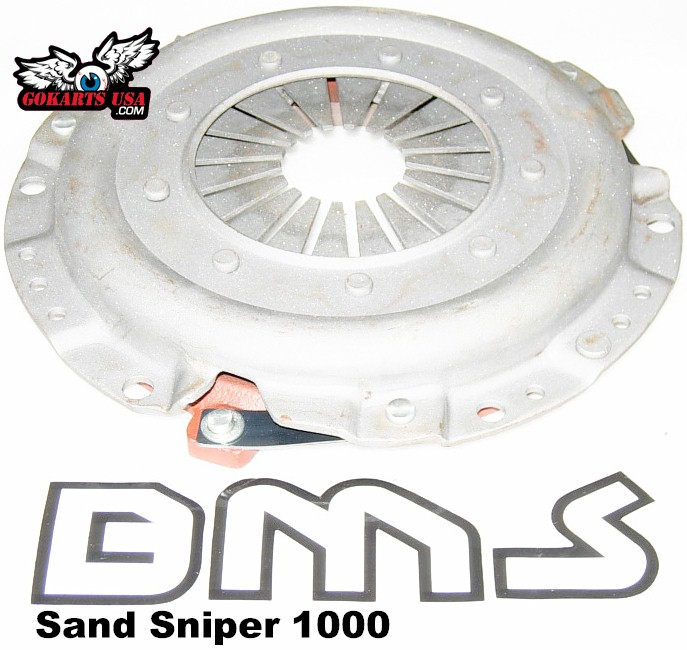 Clutch Pressure Plate, BMS Sand Sniper Dune Buggy 1000