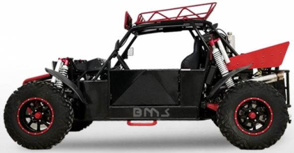 Bms Off Road Buggy Go Kart 1500cc Efi 5 Speed Manual