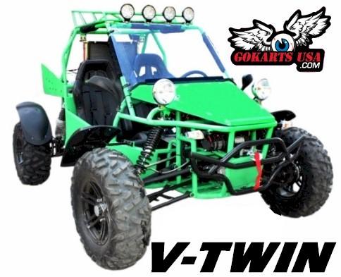 ROI Avenger 800 V-Twin Dune Buggy 2WD 4WD
