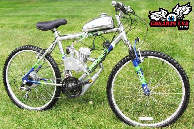 bicycle gas engine kit  stroke cc