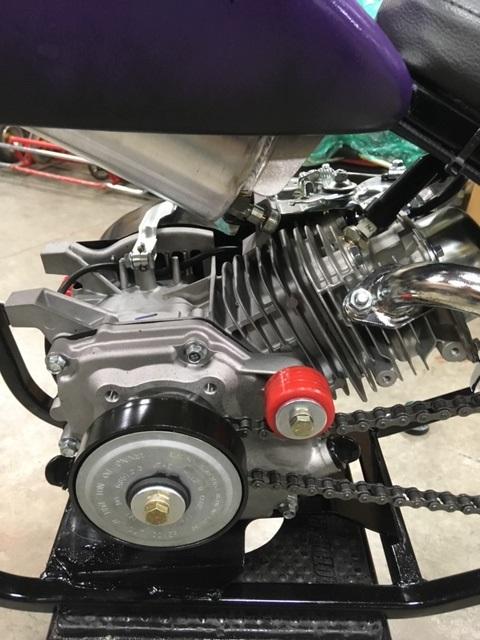TrailMaster MB200-2 Chain Adjuster Kit