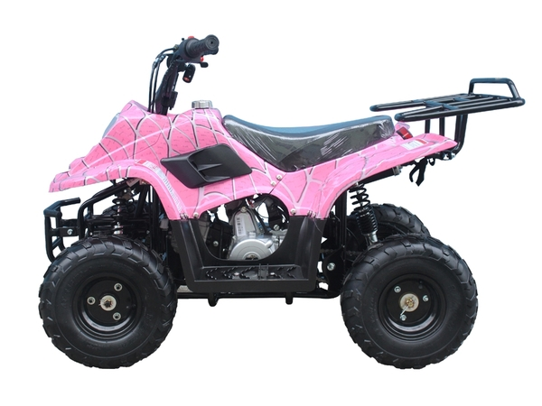 TrailMaster Mini ATV 110, with Remote Start/Kill, Speed Governor